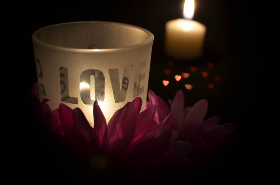 Photograph Love, Hearts, and Flowers by Kyle Dyson on 500px
