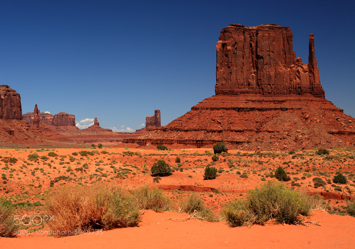 Photograph Monument Valley by Don Lowden on 500px