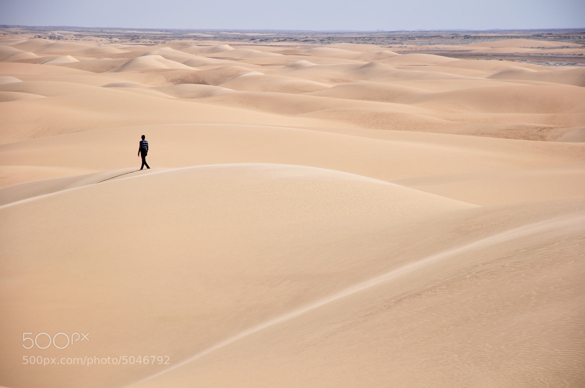 Photograph In the middle of nowhere by Ahmed Yaqub on 500px