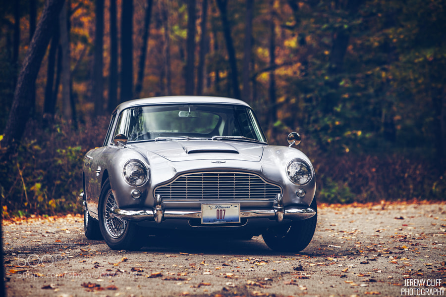 Photograph 1965 Aston Martin DB5 by Jeremy  Cliff on 500px