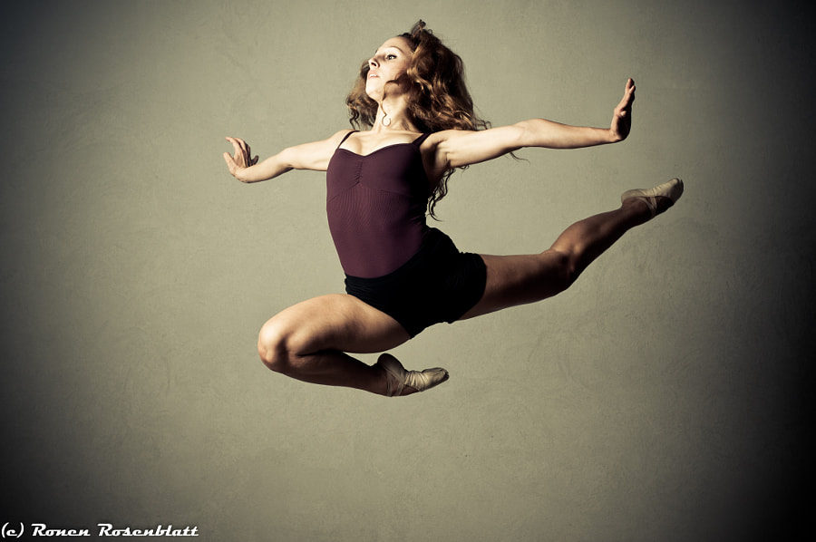Jumping & Dancing