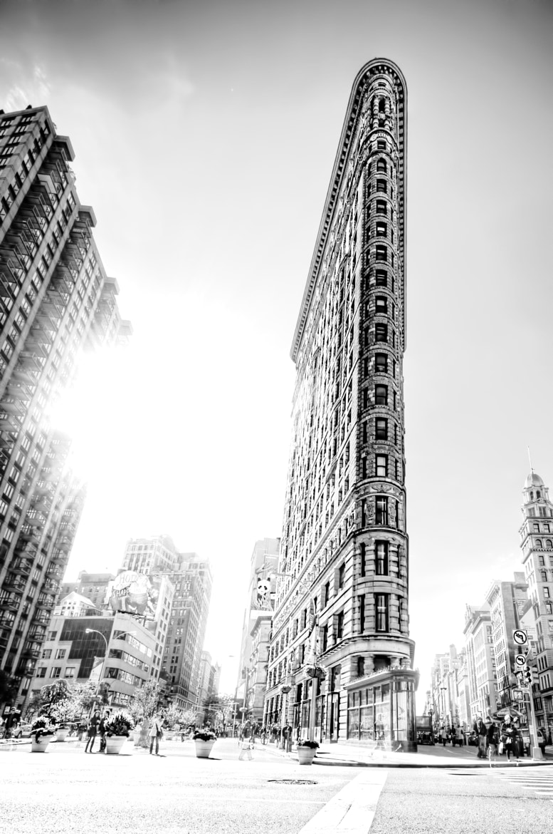Photograph NYC Flats by Sebastian North on 500px