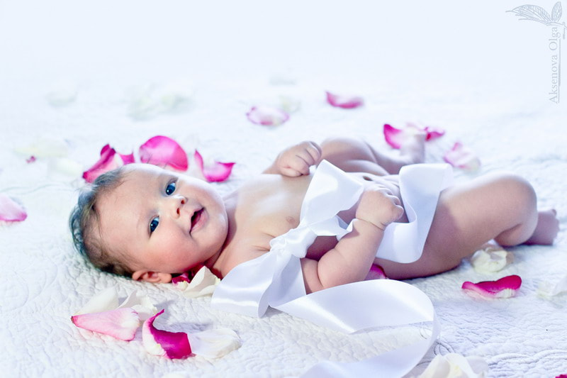 Photograph Lev, 2 month by Olga Aksenova on 500px