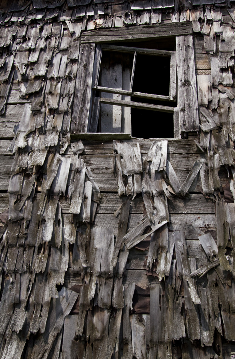 Photograph Dereliction by Serge Gagné on 500px