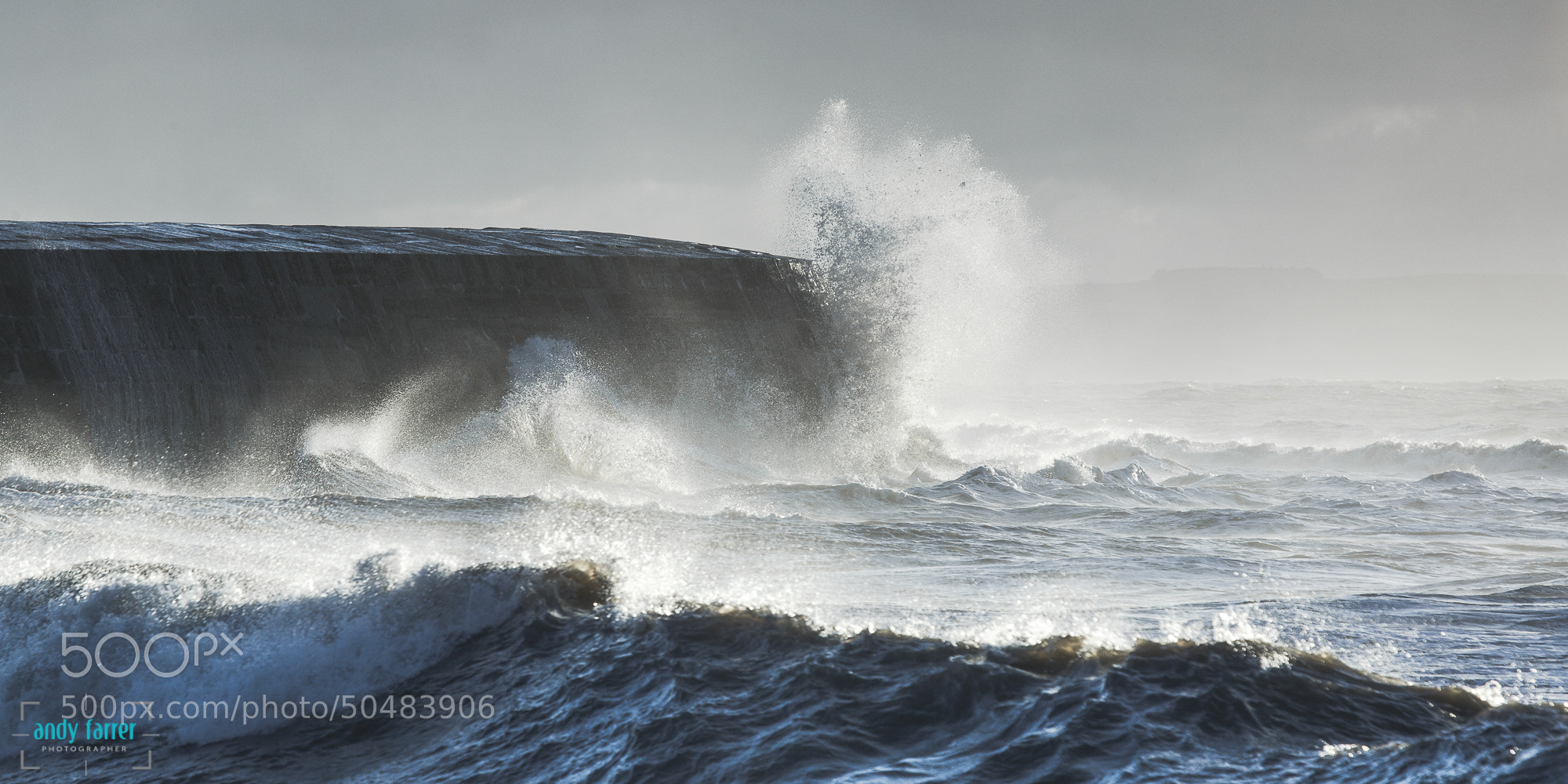 Photograph The Cobb by Andy Farrer on 500px