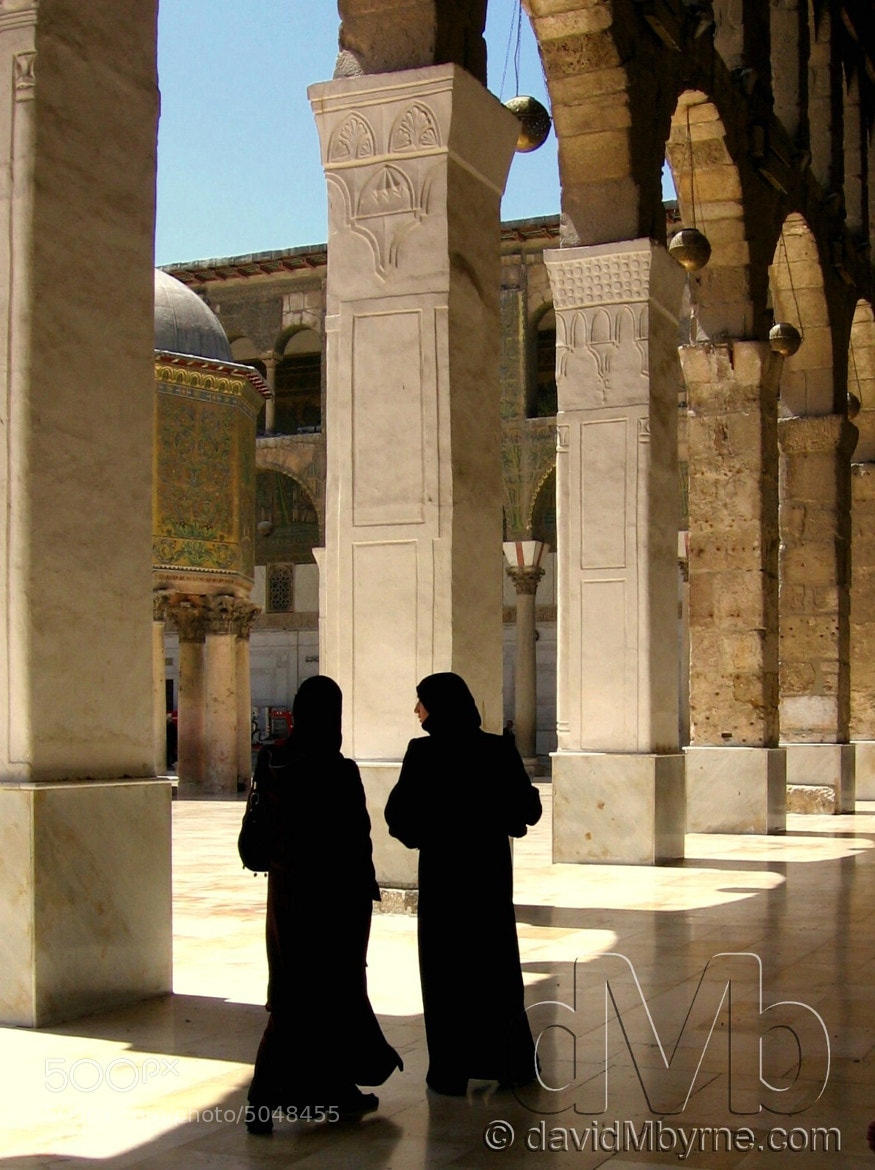 Photograph Mosque, Syria. by davidMbyrne  on 500px