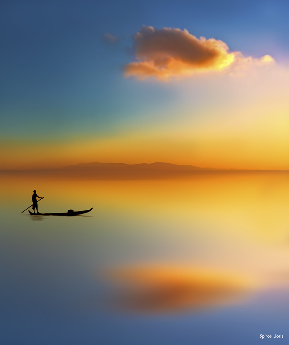 Photograph Lonely! by Spiros Lioris on 500px