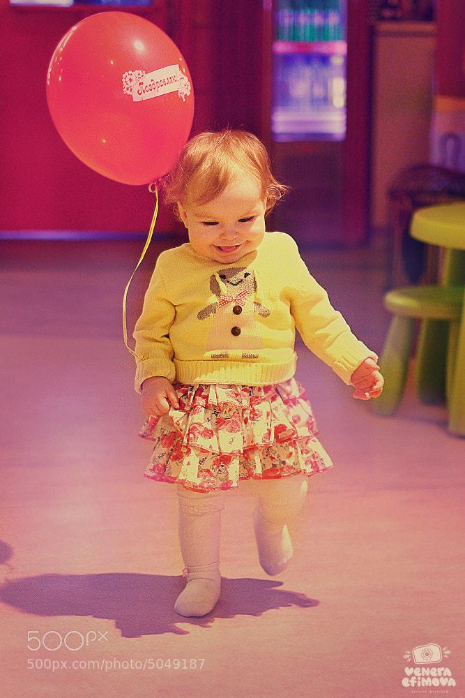 Photograph Lily by Venera Efimova on 500px