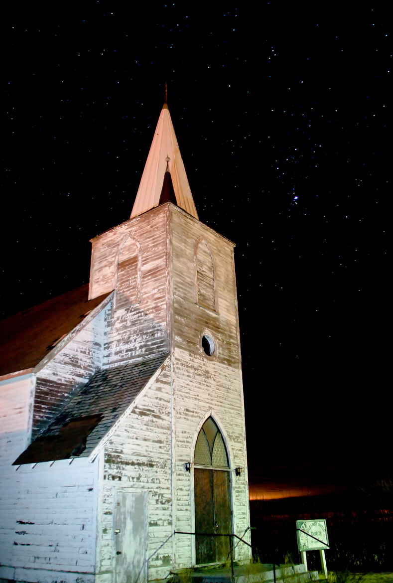 Photograph Church of the Stars by Joel Cyr on 500px