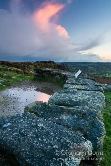 Photograph Baslow Edge viewpoint - Peak District by Graham Dunn on 500px