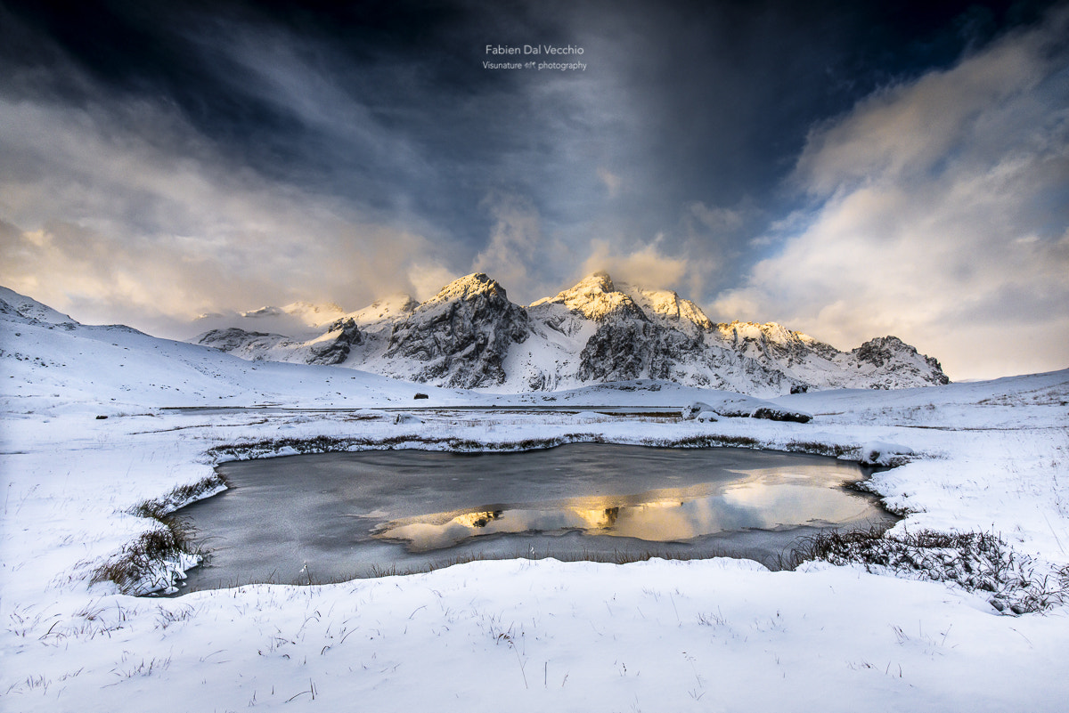 Photograph Divine Reflexion by Fabien Dal Vecchio on 500px