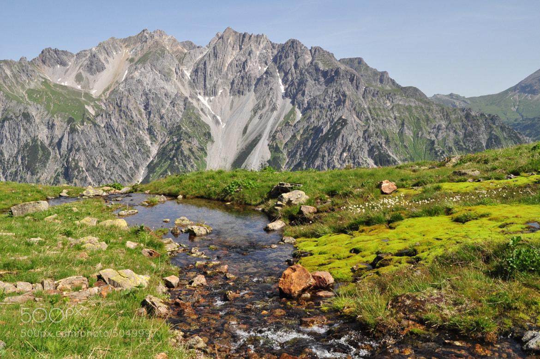 Photograph arlberg by helmut flatscher on 500px