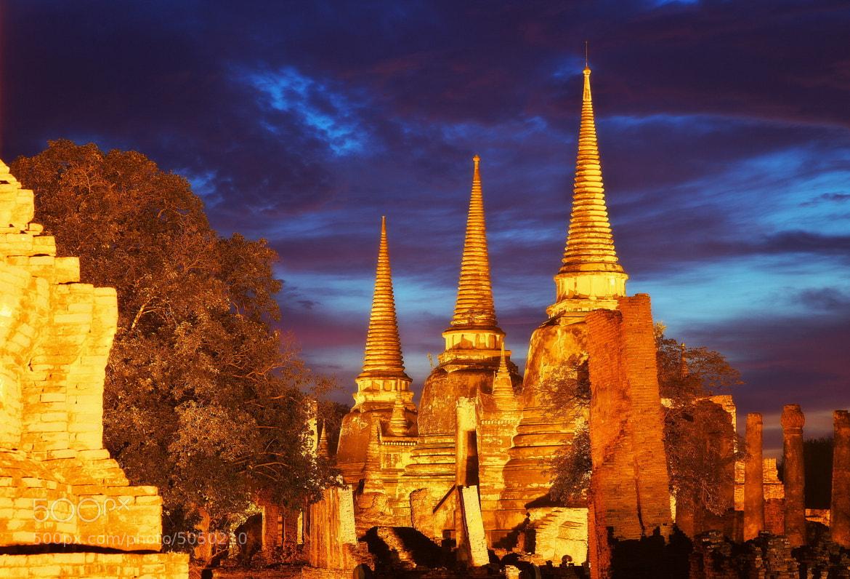 Photograph Ayutthaya by Tashi_Delek Nakata on 500px