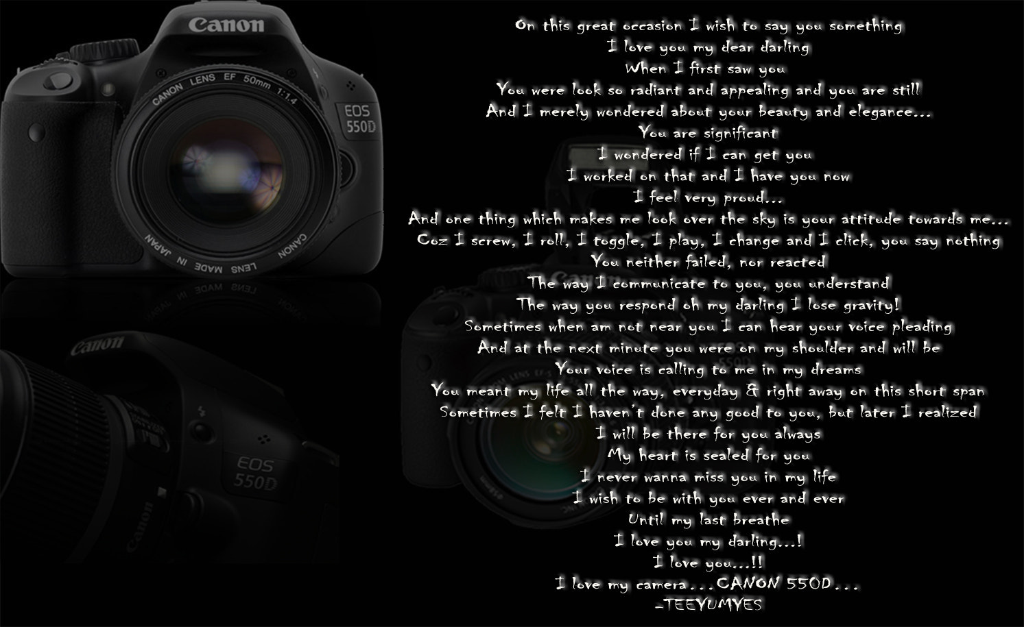 Photograph My Love by Suresh Mano on 500px