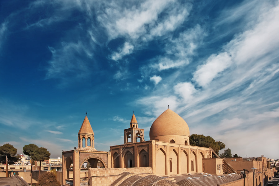 Photograph Vank Cathedral by Mohammad Nouri on 500px