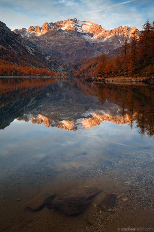 Photograph *Echo of the day* by Andrea Vallini on 500px