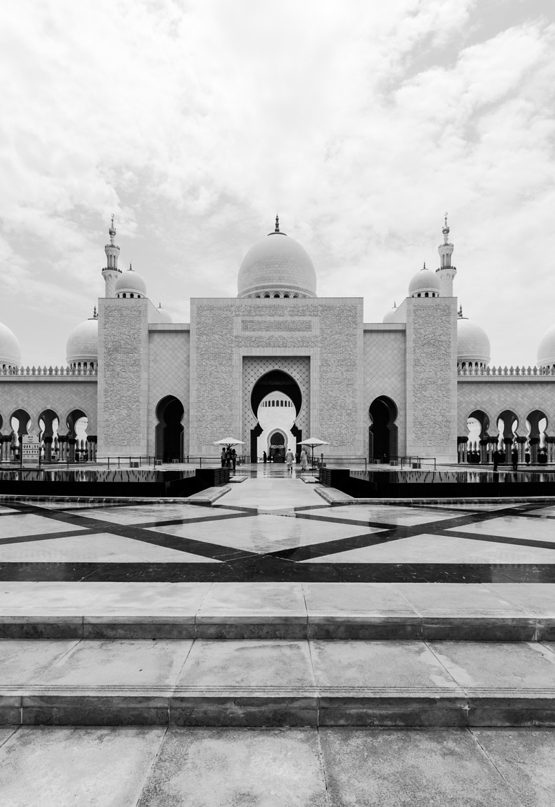 Photograph Sheikh Zayed Grand Mosque by Arash Khamooshian on 500px