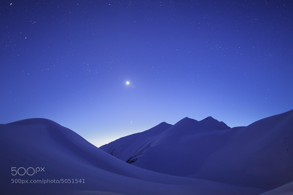 Photograph Snow desert  by Noriko Tabuchi on 500px