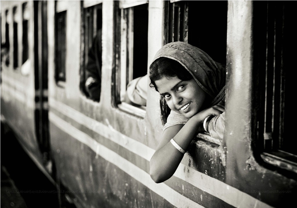 Photograph Going home by Jamil Rahman on 500px