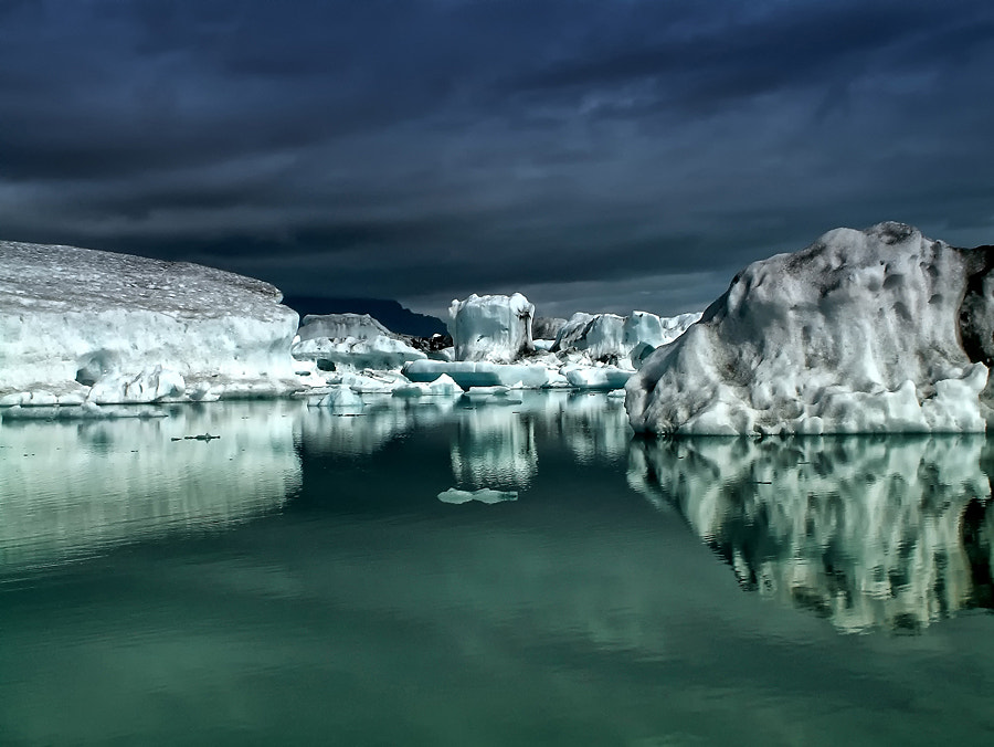 Photograph Icebergs II by Þorsteinn H Ingibergsson on 500px