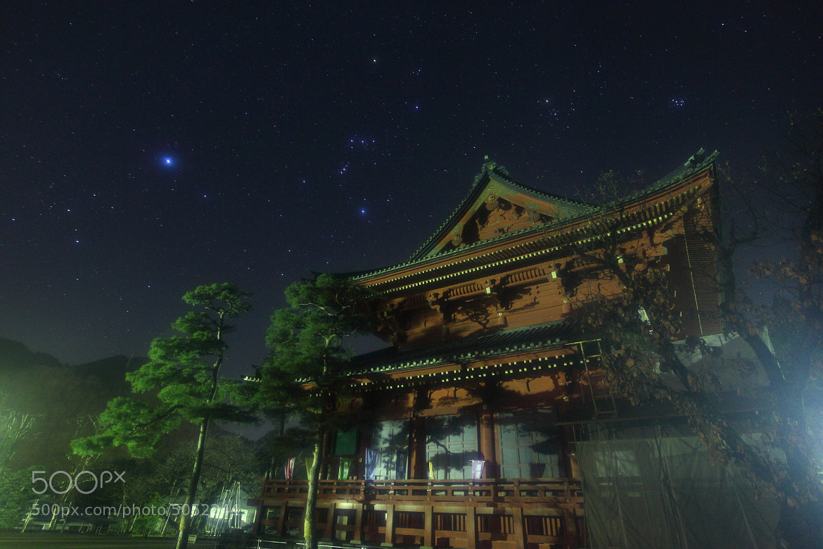 Photograph Fusion of world heritage and the universe  by Noriko Tabuchi on 500px