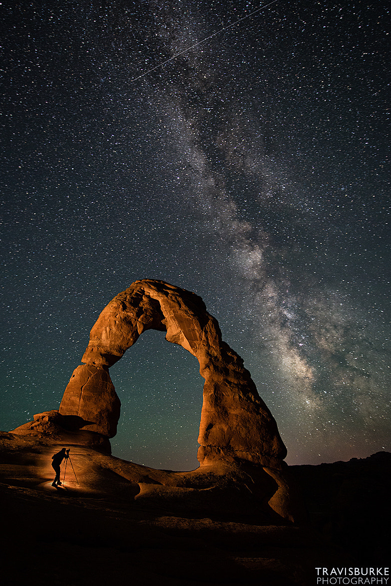 Photograph Captivated by the Universe by Travis  Burke on 500px