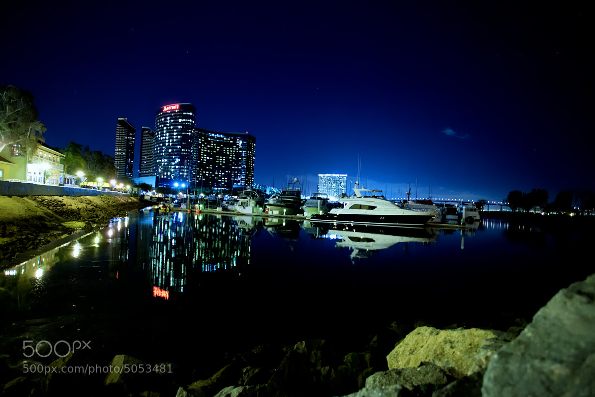 Photograph Seaport Village by Shane Lund on 500px