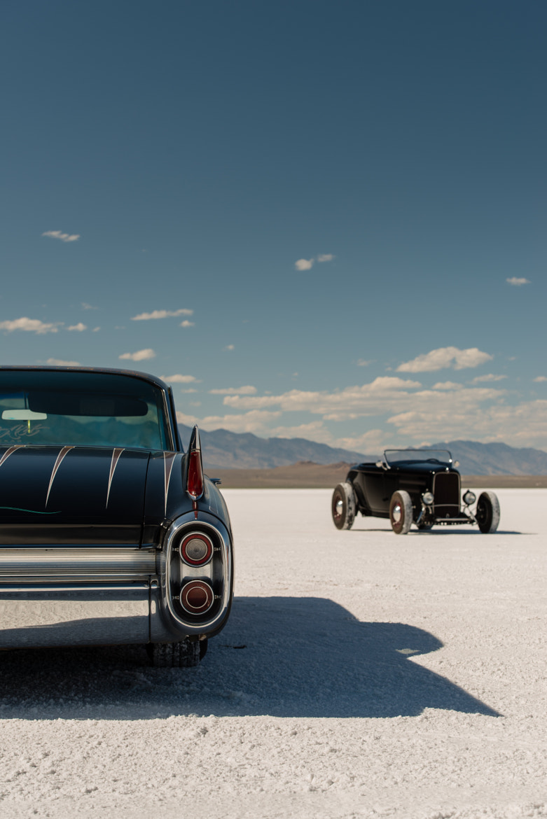 Photograph Caddy vs Ford by David Bouchat on 500px