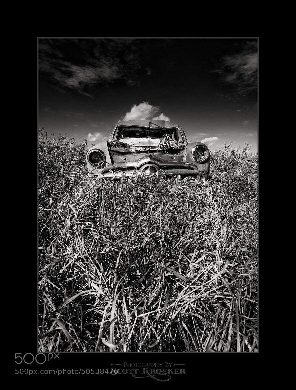 Photograph Rust Bucket by Scott Kroeker on 500px