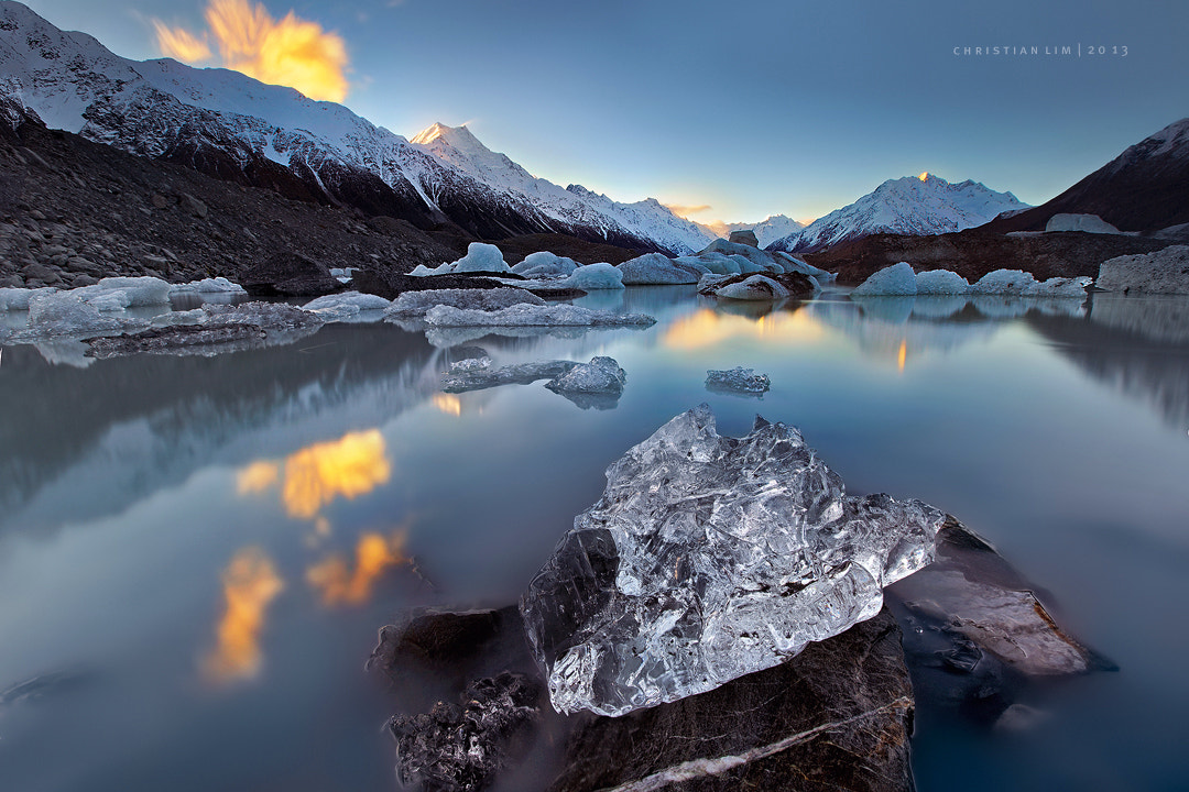 Photograph A Tasman Winter by Christian Lim on 500px