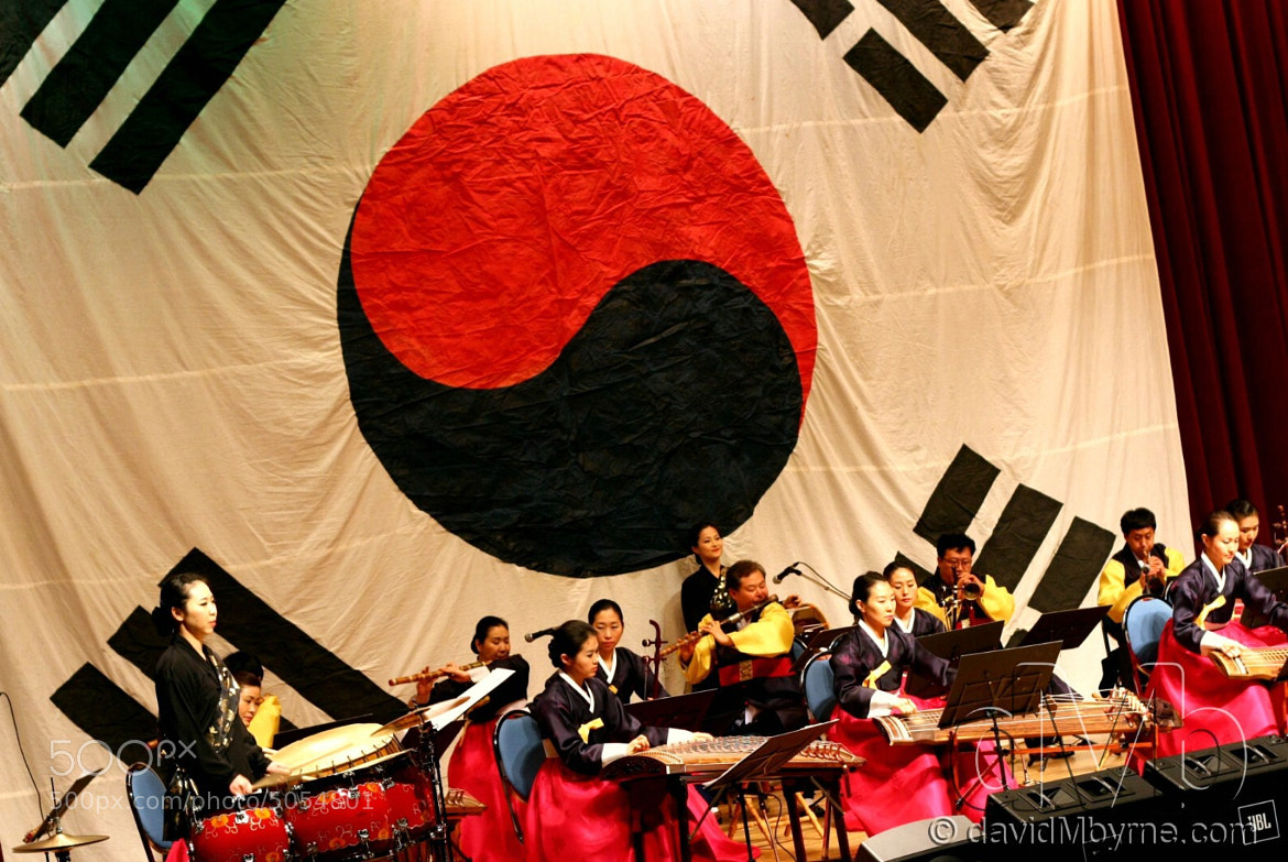 Photograph Traditional Korean Music by davidMbyrne  on 500px