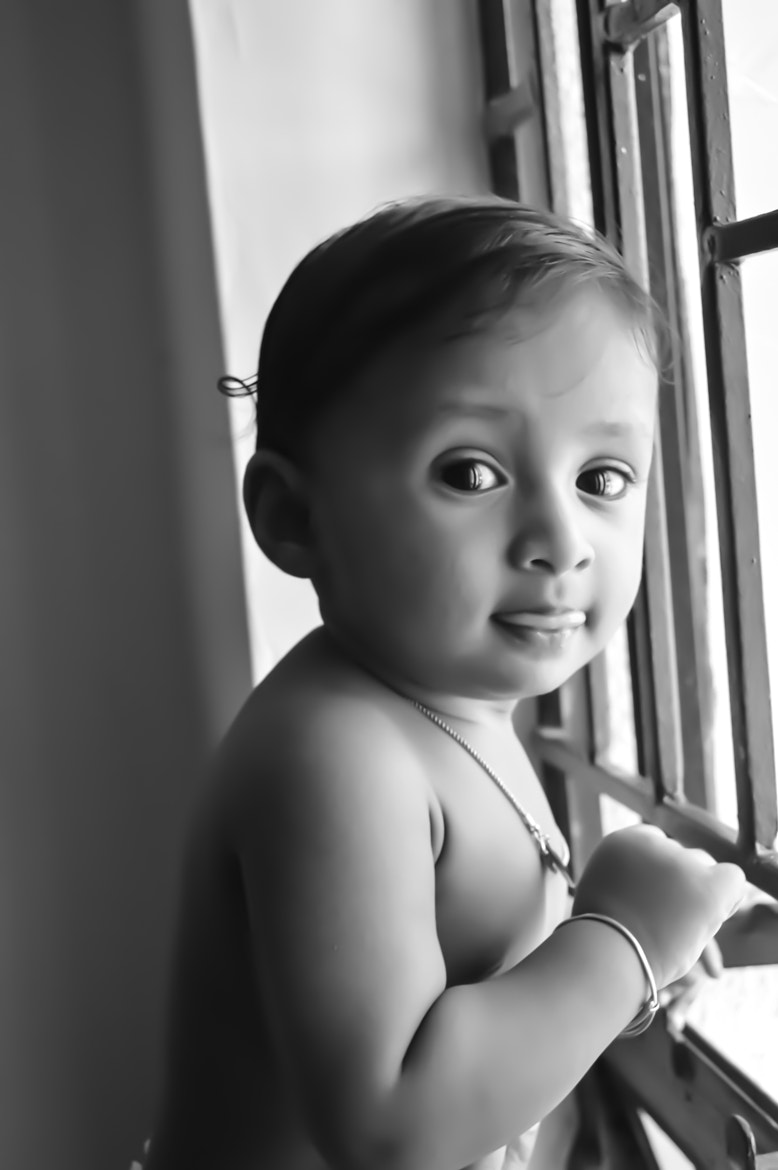 Photograph Hot eyes baby by sajan Laks on 500px