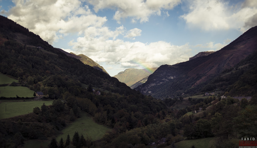 The Aspe Valley
