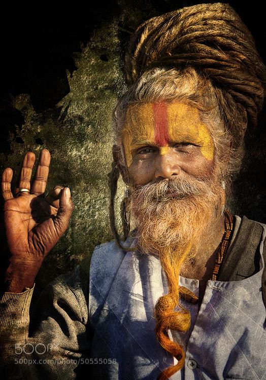 Photograph Sadhu by Sam Dobson on 500px