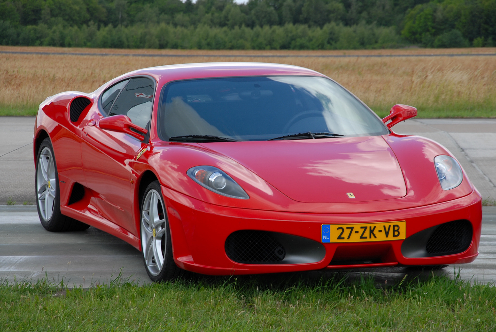 Photograph F430 by louis caron on 500px