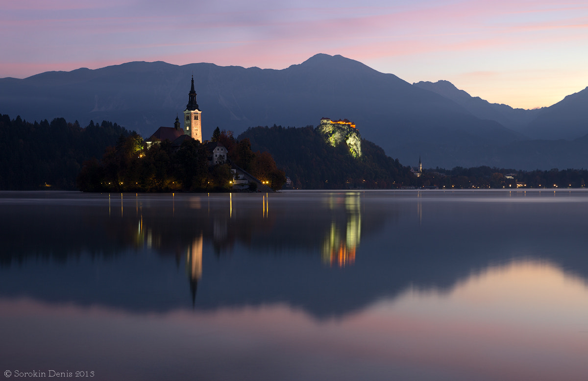 Photograph Sunrise BLED by Denis Sorokin on 500px