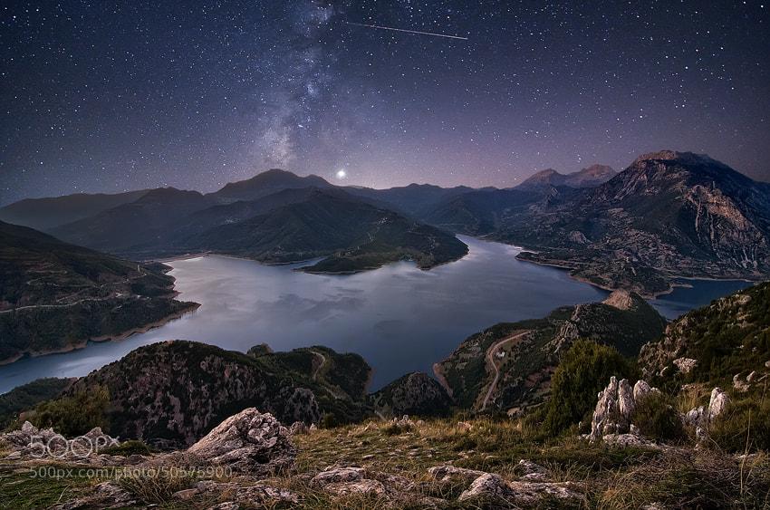 Photograph Above the Lake by Chris Kaddas on 500px