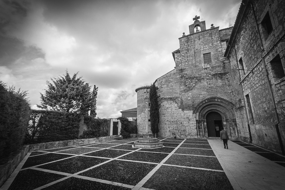 Photograph Monasterio II by Carlos JG on 500px