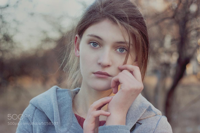 Photograph Nastia by Dmitriy Kretinin on 500px
