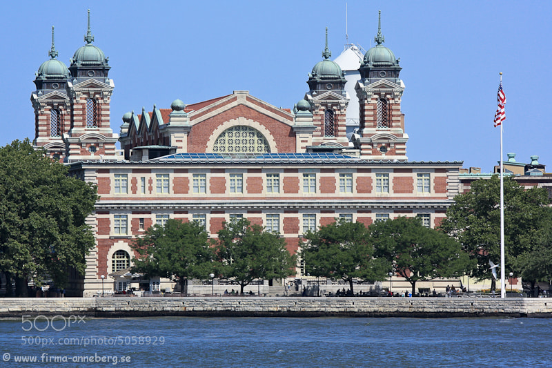 Photograph Ellis Island  by Magnus Ericson on 500px