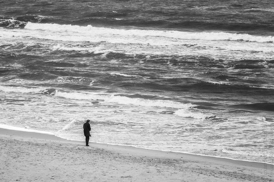 Baltic silence, автор — Alex Toutaeff на 500px.com