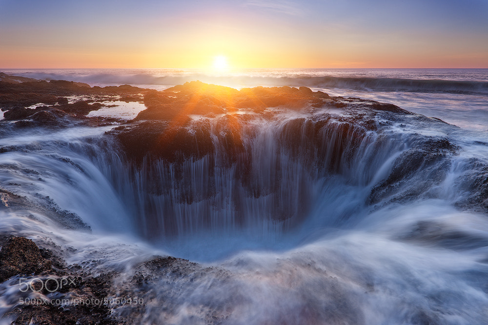Photograph Sunset in the Underworld by Miles Morgan on 500px