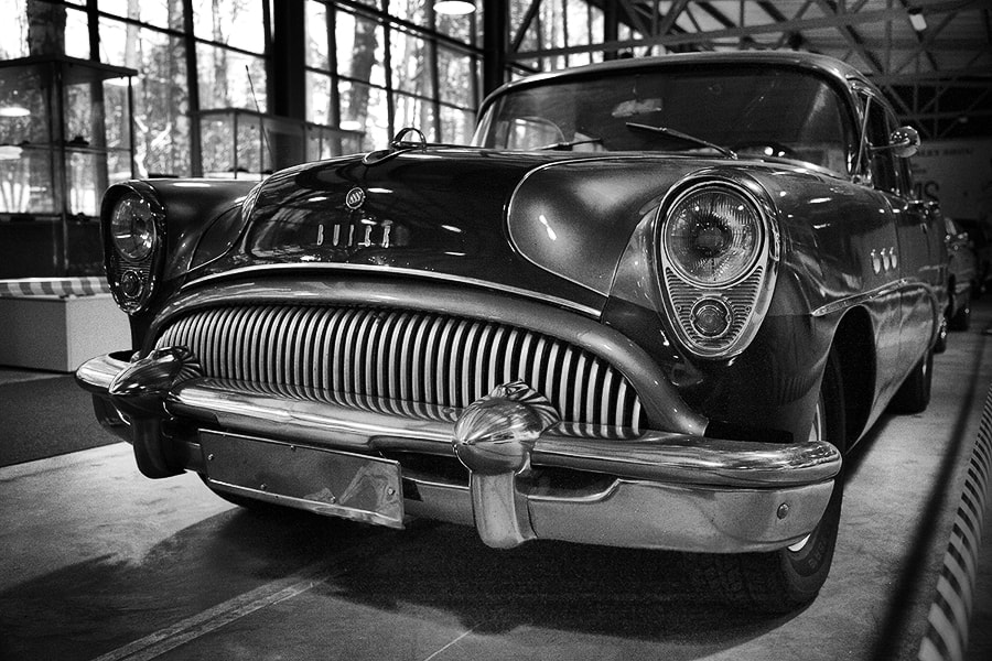 Photograph Buick by Andy Nimash on 500px