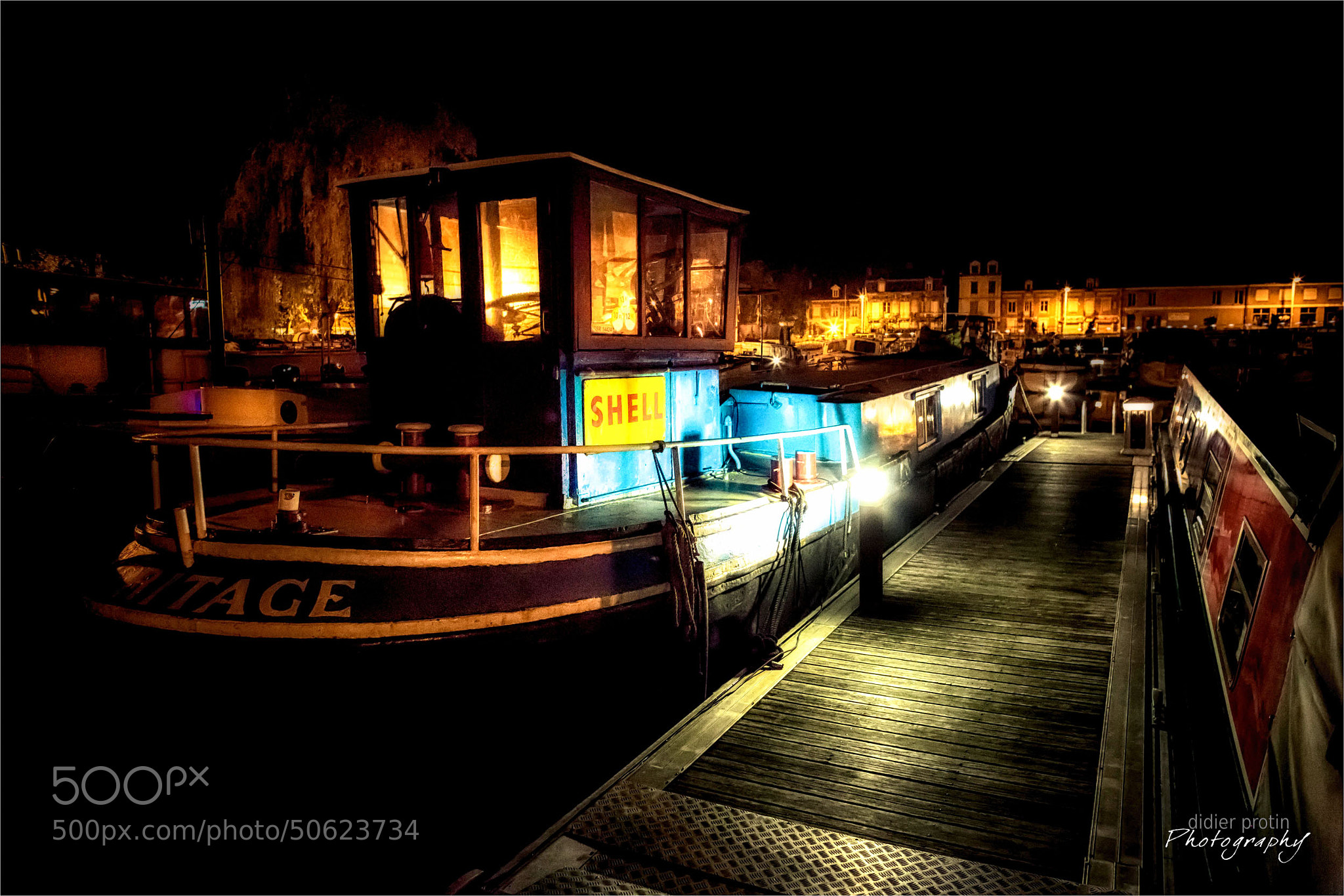 Photograph Le port by Didier Protin on 500px