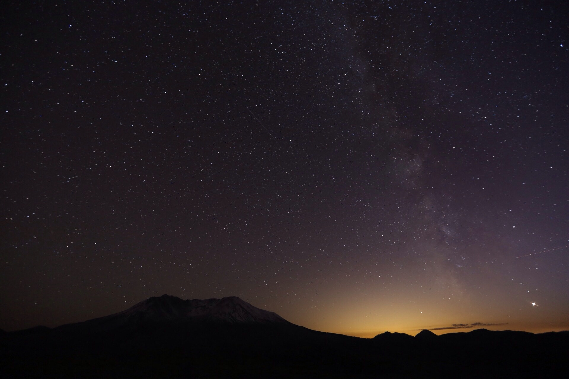 Photograph Mt. St. Helens by Kenneth Jay on 500px