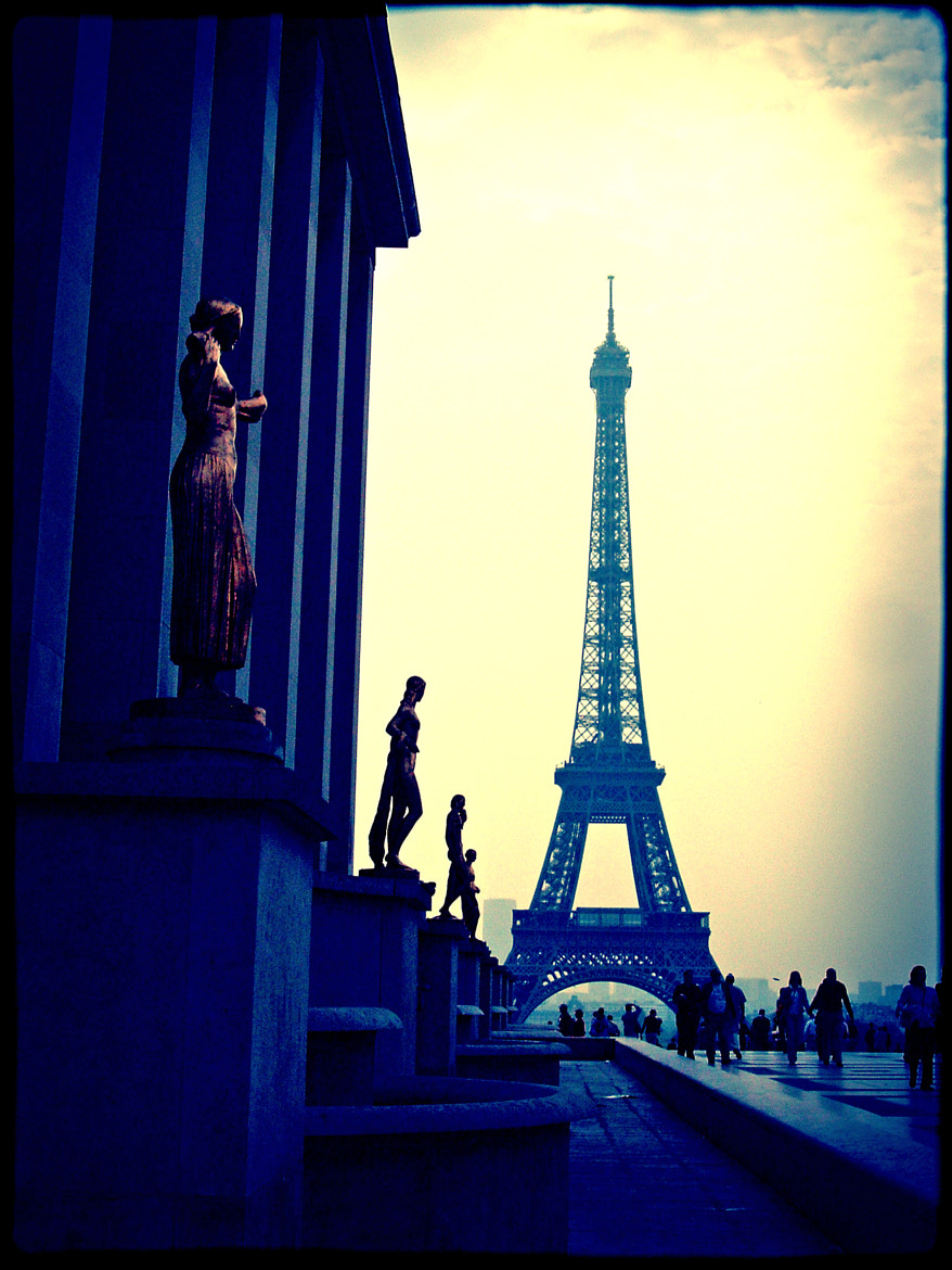 Photograph Paris by Alex Galutsky on 500px