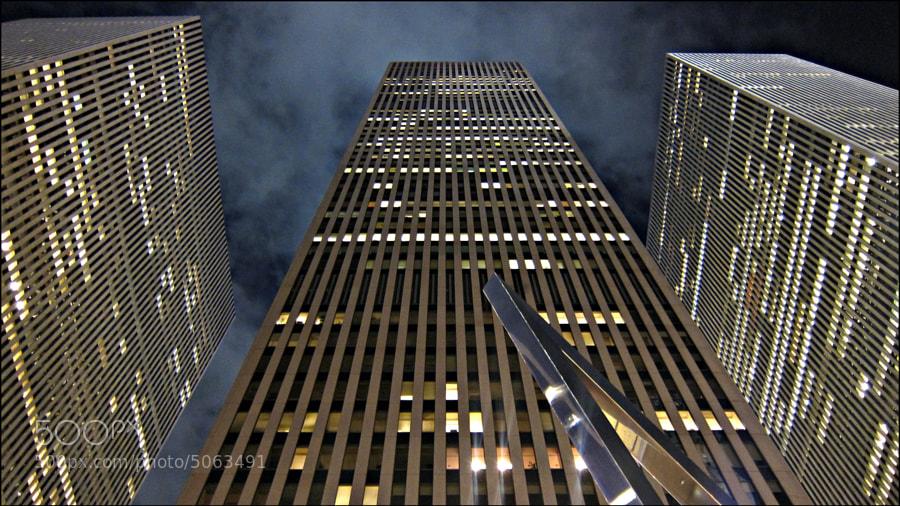 Avenue of the Americas, Manhattan midtown, NYC, USA