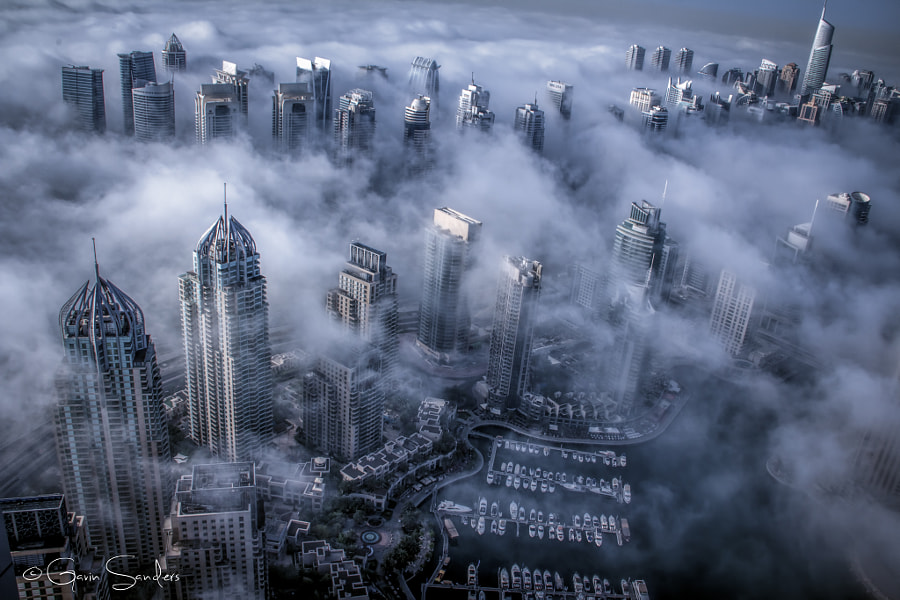Gotham City, Dubai by Gavin Sanders on 500px.com