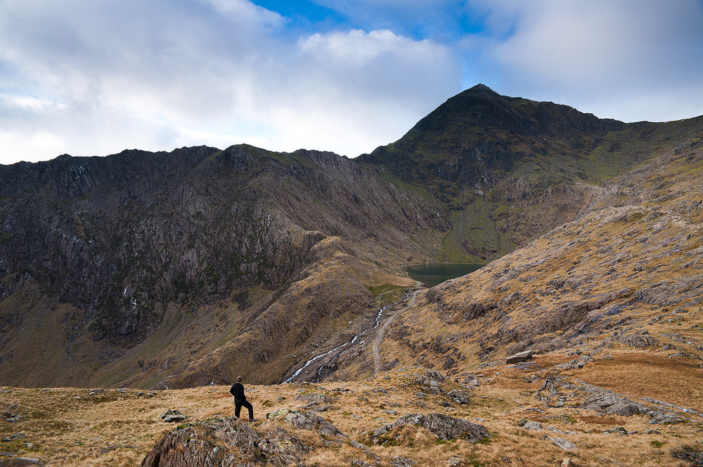 Photograph Looking on to Snowdon by Edward Fury on 500px