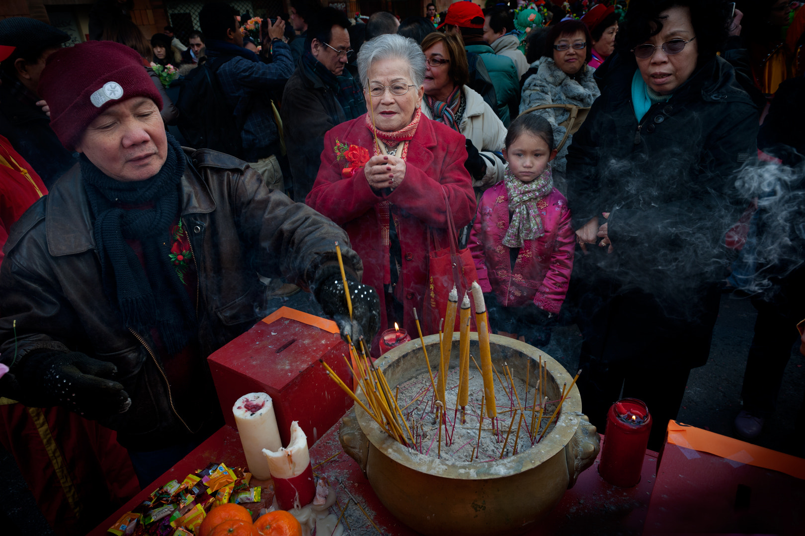 Photograph Chinese new year in Paris #3 by Henri Gouspy on 500px
